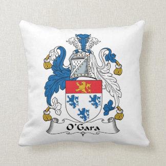 Escudo de la familia de O'Gara Cojín