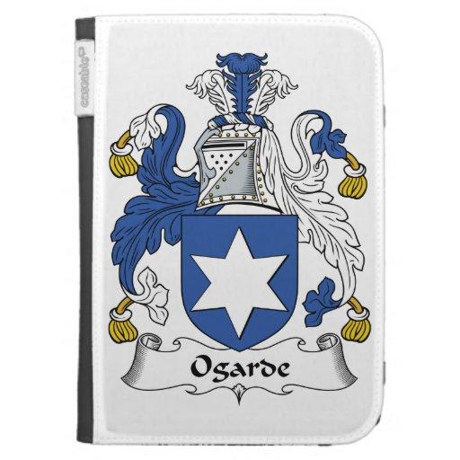Escudo de la familia de Ogarde