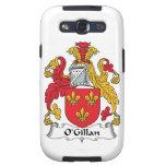 Escudo de la familia de O'Gillan Samsung Galaxy S3 Protector