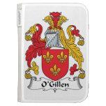 Escudo de la familia de O'Gillen