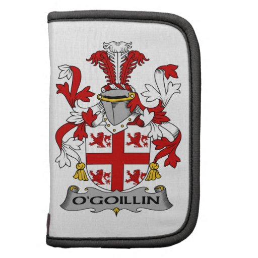 Escudo de la familia de O'Goillin Planificador