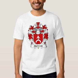 Escudo de la familia de Ogonczyk Camisas