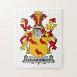 Escudo de la familia de O'Gormley Rompecabeza Con Fotos