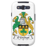 Escudo de la familia de O'Grehan Samsung Galaxy S3 Fundas