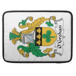 Escudo de la familia de O'Grehan Funda Macbook Pro