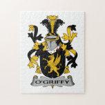 Escudo de la familia de O'Griffy Rompecabezas