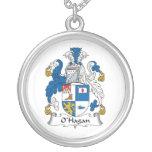 Escudo de la familia de O'Hagan Joyería