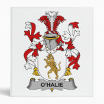 Escudo de la familia de O'Halie