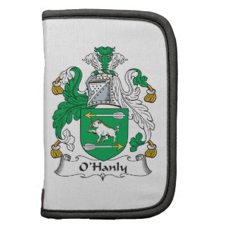Escudo de la familia de O'Hanly Planificadores