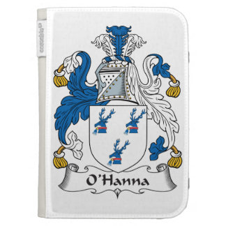 Escudo de la familia de O'Hanna