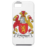 Escudo de la familia de O'Hartigan iPhone 5 Case-Mate Fundas