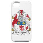 Escudo de la familia de O'Haughey iPhone 5 Case-Mate Cárcasas
