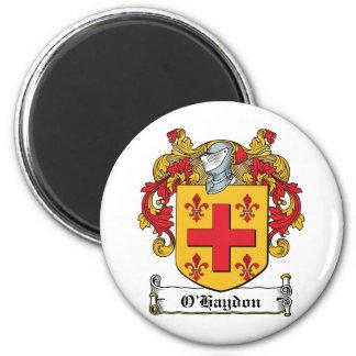 Escudo de la familia de O'Haydon Imán
