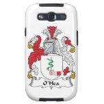 Escudo de la familia de O'Hea Galaxy S3 Cárcasa