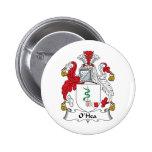 Escudo de la familia de O'Hea Pins
