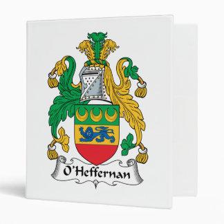 Escudo de la familia de O'Heffernan