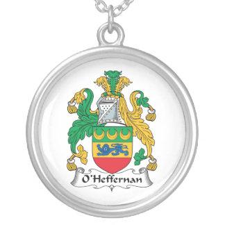 Escudo de la familia de O'Heffernan Joyeria Personalizada