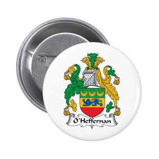 Escudo de la familia de O'Heffernan Pin