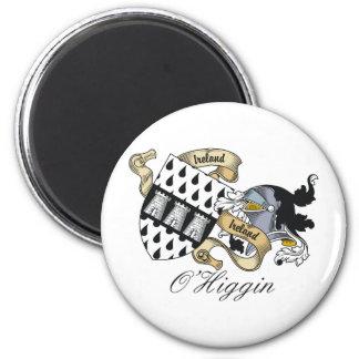 Escudo de la familia de O'Higgin Imanes De Nevera