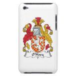 Escudo de la familia de O'Hoey Case-Mate iPod Touch Protectores