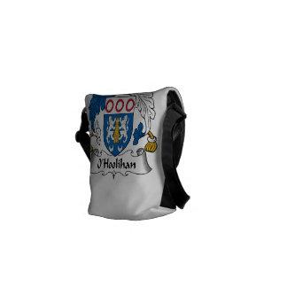 Escudo de la familia de O'Hoolihan Bolsa De Mensajería