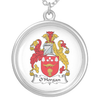 Escudo de la familia de O'Horgan Grimpola