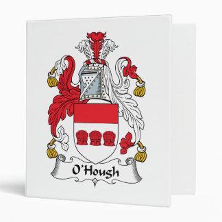 """Escudo de la familia de O'Hough Carpeta 1"""""""