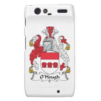 Escudo de la familia de O'Hough Motorola Droid RAZR Carcasa