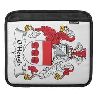 Escudo de la familia de O'Hough Funda Para iPads