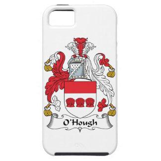 Escudo de la familia de O'Hough iPhone 5 Fundas