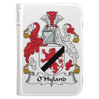 Escudo de la familia de O'Hyland
