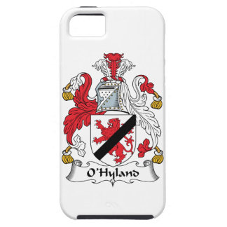 Escudo de la familia de O'Hyland iPhone 5 Funda