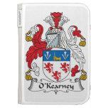 Escudo de la familia de O'Kearney