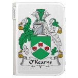 Escudo de la familia de O'Kearns