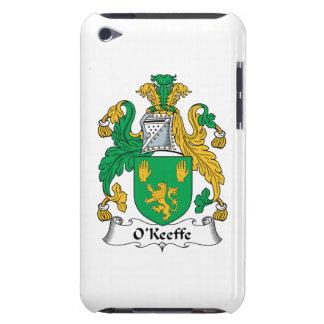 Escudo de la familia de O'Keefe iPod Touch Case-Mate Protector