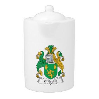 Escudo de la familia de O'Keefe