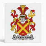 Escudo de la familia de O'Kevane