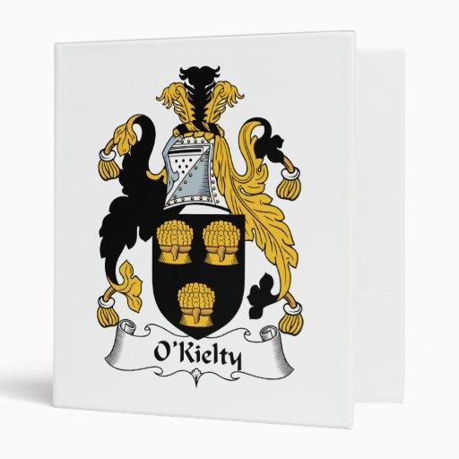 Escudo de la familia de O'Kielty