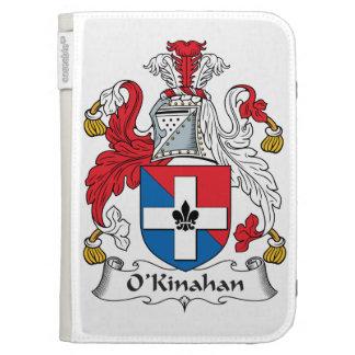 Escudo de la familia de O'Kinahan
