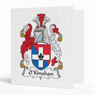 "Escudo de la familia de O'Kinahan Carpeta 1"""