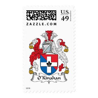 Escudo de la familia de O'Kinahan Envio