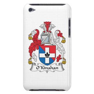 Escudo de la familia de O'Kinahan iPod Touch Fundas
