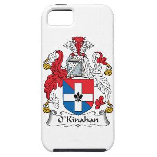 Escudo de la familia de O'Kinahan Funda Para iPhone 5 Tough