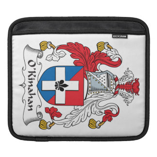 Escudo de la familia de O'Kinahan Funda Para iPads