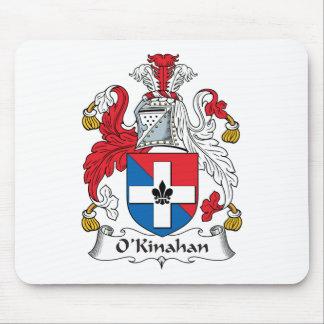 Escudo de la familia de O'Kinahan Tapete De Ratones