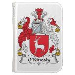 Escudo de la familia de O'Kinealy