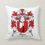 Escudo de la familia de Oksza Cojines