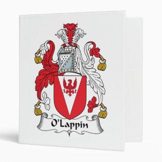 Escudo de la familia de O'Lappin