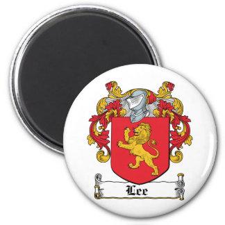 Escudo de la familia de O'Lee Imán