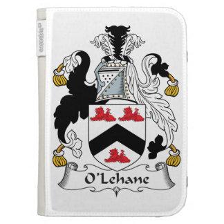 Escudo de la familia de O'Lehane